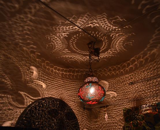 Aark Hanging Lamp