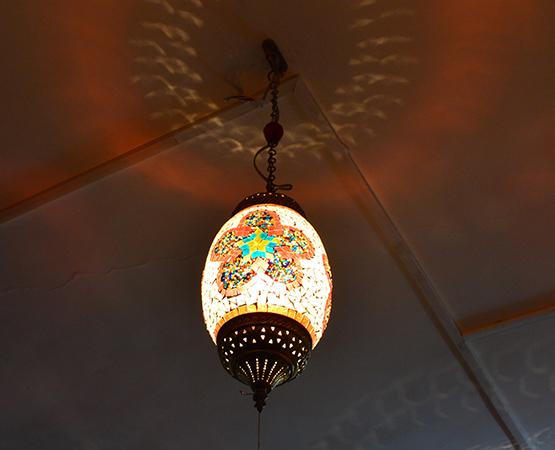 Aura Hanging Lamp