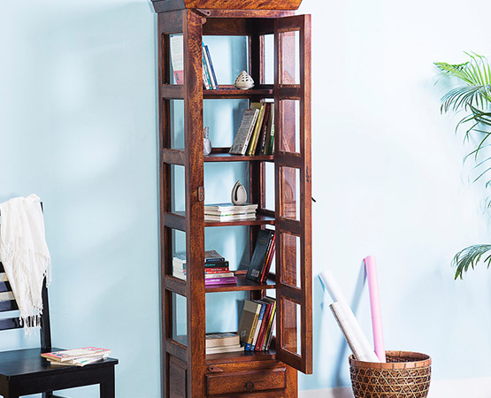 Amhersts Book Case