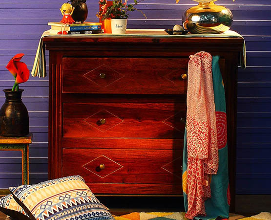 Amhersts Chest of Drawers