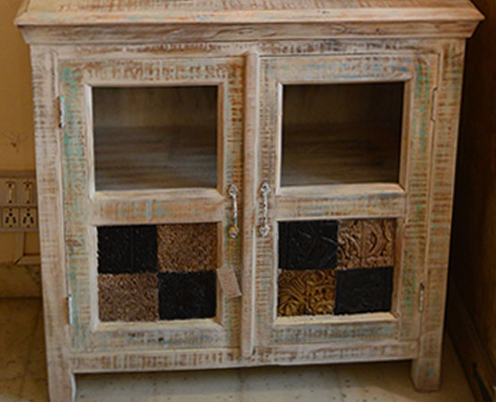 Block Print Display Unit