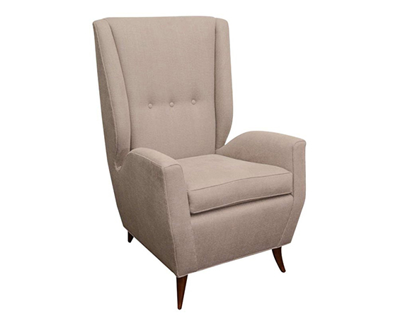 Chesterville Upholstered Accent Chair