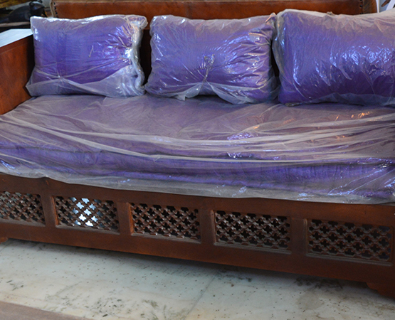 Day Bed Diwan