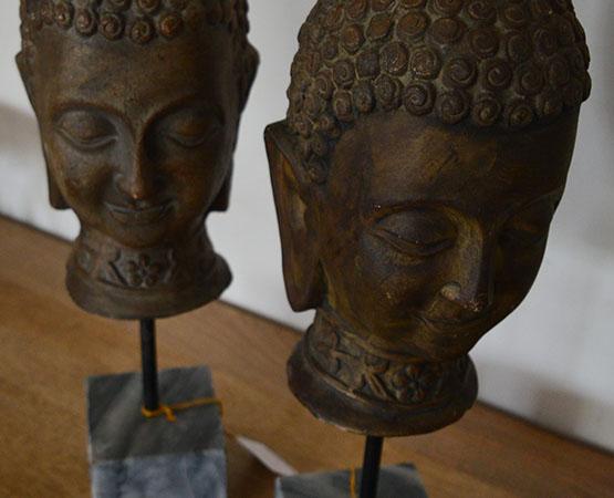 EC Buddha Head