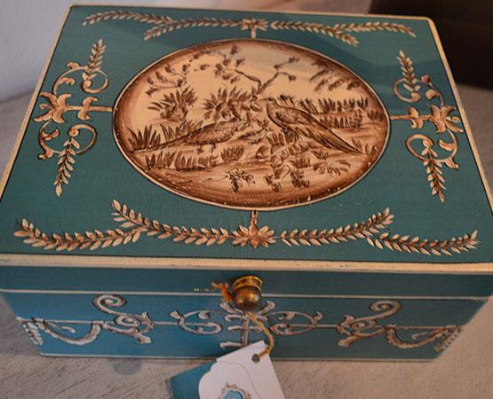 HP Blue Box