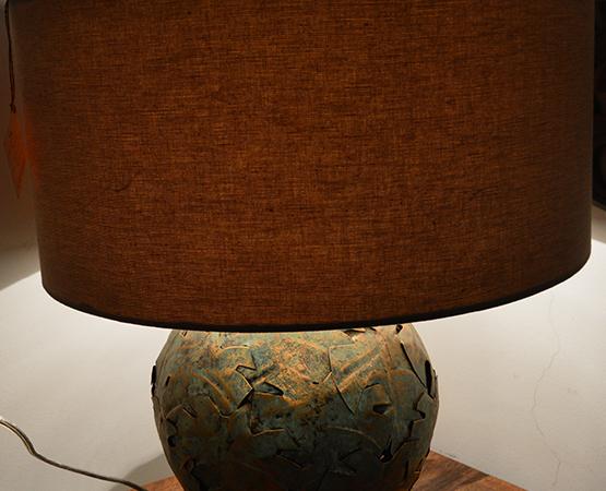 Ind Int Autum Lamp