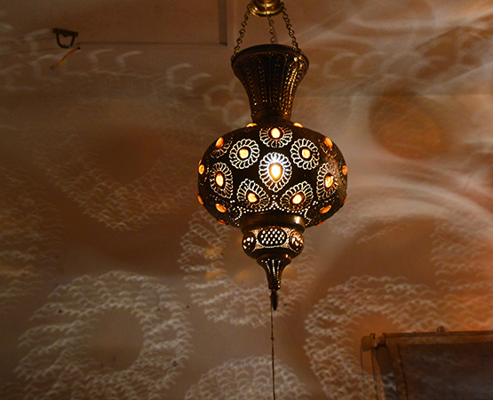 Java Hanging Lamp