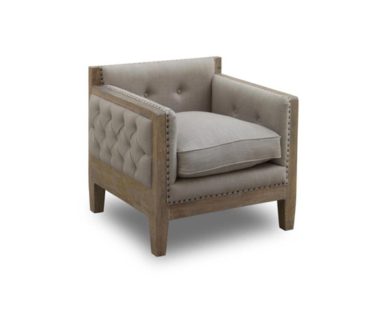 Karuna Single Seater Sofa