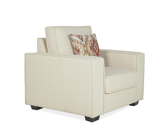 Ortiz Upholstered Single Sofa