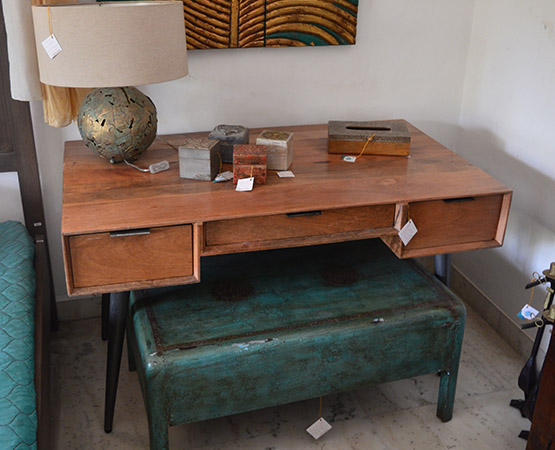 Raw Study Table