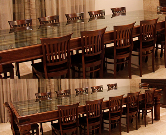 12 Seater Dining Table Sets