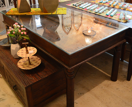 6 Seater Dining Table Wada