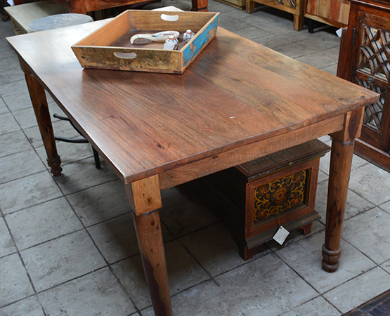 6 Seater Dining Table V