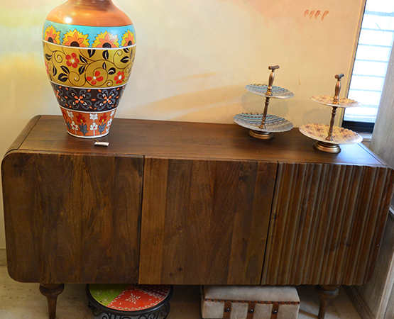 Retro Bar Unit