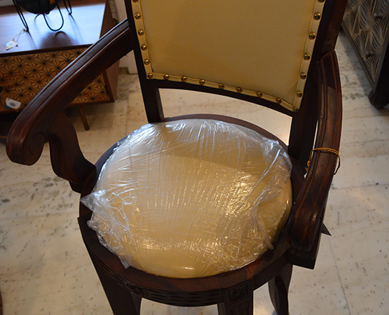 Rustic Bar Chair