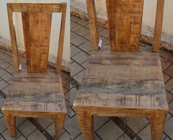 Raw Dining Chair
