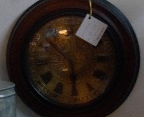 SS Clock