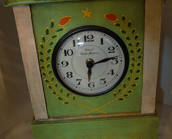 SS Table Clock