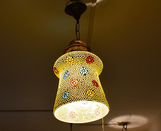 Sun Hanging Lamp
