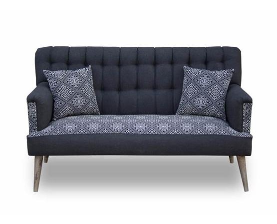 Sofa 2 Seater with Cushion