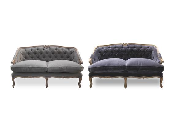 Tuft 2 Seater Sofa