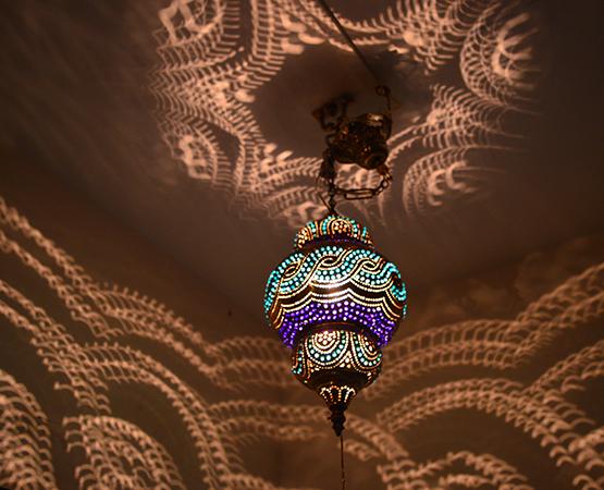 Turk Hanging Lamp