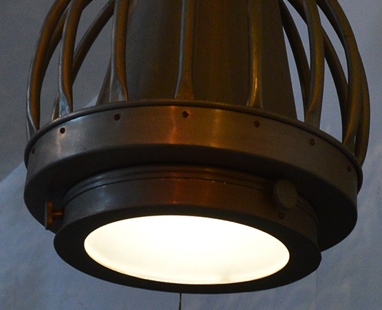 T & T Hanging Lamp