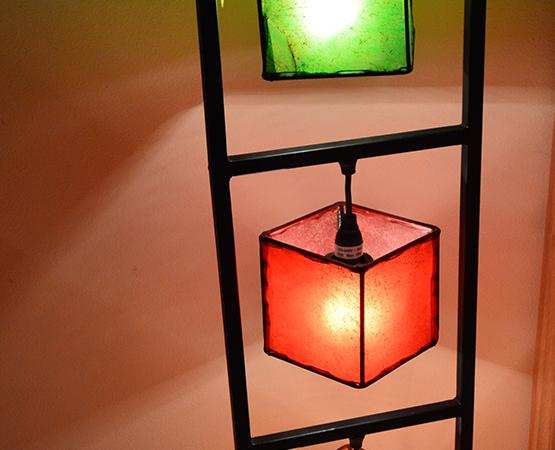 T & T Lamp