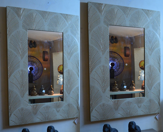 DC Wall Mounted Mirror