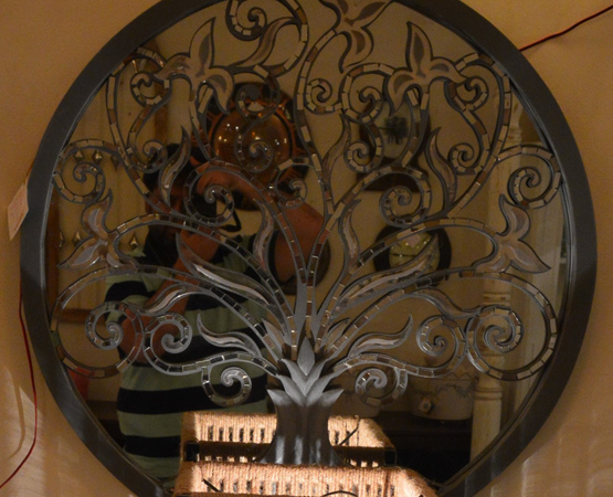 KS Wall Mounted Mirror