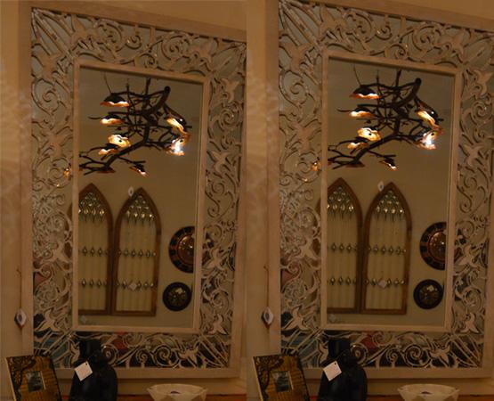 SK Wall Mounted Mirror