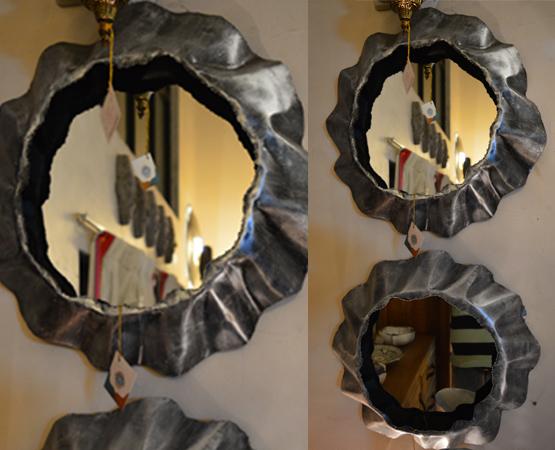 SKM Wall Mounted Mirror