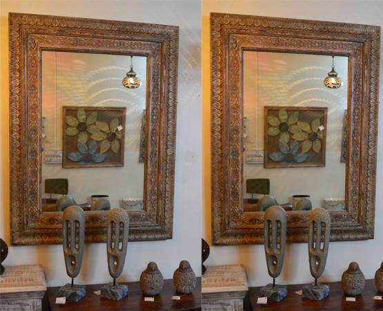 TC Wall Mounted Mirror