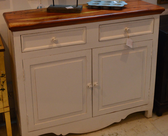 Winter Chest of Drawers