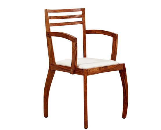 Wooden Whimsy Dining Chair
