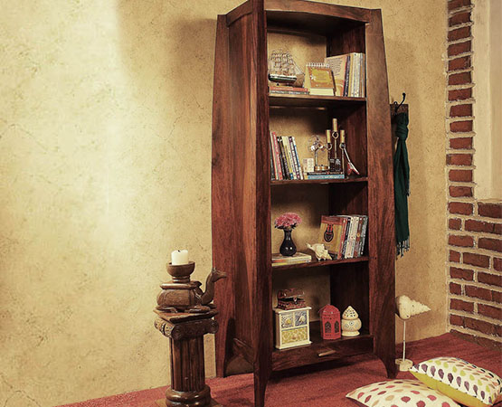 Wooden Whimsy Book Case