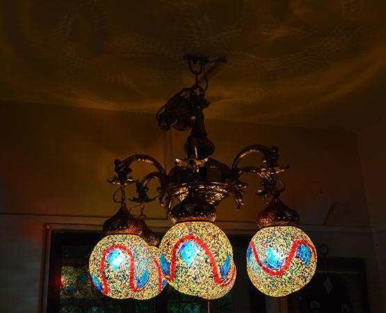 Zara Hanging Lamp